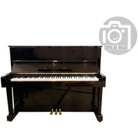 Yamaha : U1F Piano used, Black Polished