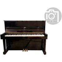 Yamaha : U1F Piano used, Black Polished