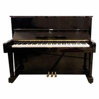 Yamaha : U1E Piano used, Black Polished
