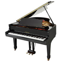 Yamaha : G2E Grand Piano used, Black