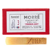 Pilgerstorfer : Morré French Cut Bb-Clari. 3,0