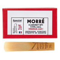 Pilgerstorfer : Morré French Cut Bb-Clari. 3,5