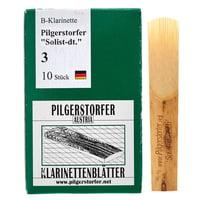 Pilgerstorfer : Solist-dt. Bb-Clarinet 3,0