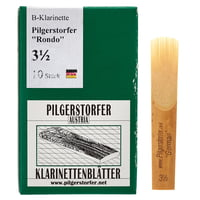 Pilgerstorfer : German Bb-Clarinet 3,5
