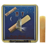 Alexander Reeds : NY Alto Saxophone 4,0