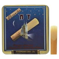 Alexander Reeds : NY Soprano Saxophone 3,5
