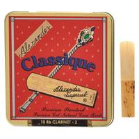 Alexander Reeds : Classique Clarinet 2,0