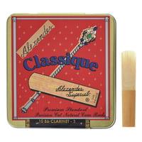 Alexander Reeds : Classique Clarinet 3,0