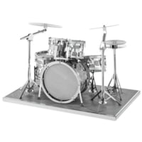Invento Products : Metal Earth Drum Set