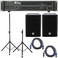 HK Audio : Premium PR:O 12 Amp Bundle