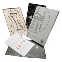 Grandi Liutai : Guarneri Cannone Template Set