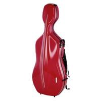 Gewa : Air Cello Case RD/BK Fiedler