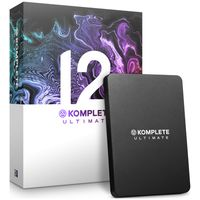 Native Instruments : Komplete 12 Ultimate