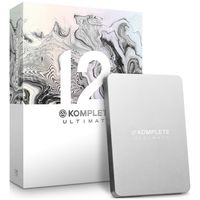Native Instruments : Komplete 12 Ultimate Coll. Ed.