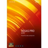 Magix : Vegas Pro 16 Edit