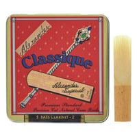 Alexander Reeds : Classique Bass Clarinet 2,0