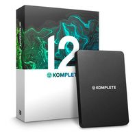Native Instruments : Komplete 12 Update