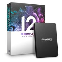 Native Instruments : Komplete 12 Ultimate Update