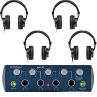 Presonus : HD9/HP4 Bundle