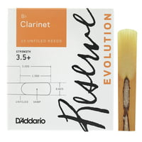 DAddario Woodwinds : Reserve Evolution Clarinet3,5+