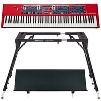 Clavia Nord : Stage 3 88 Stand Bundle