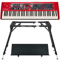 Clavia Nord : Stage 3 HP76 Stand Bundle