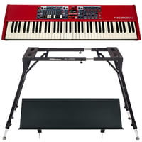 Clavia Nord : Electro 6D 73 Stand Bundle
