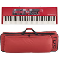 Clavia Nord : Electro 6 HP Bag Bundle