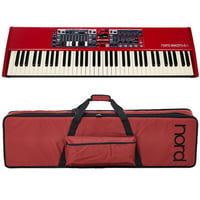 Clavia Nord : Electro 6D 73 Bag Bundle