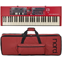 Clavia Nord : Electro 6D 61 Bag Bundle