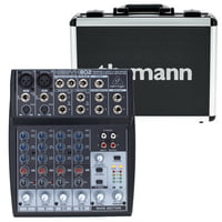 Behringer : Xenyx 802 Case Bundle