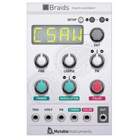 Softube : Braids by Mutable Instruments