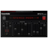 Eventide : SP2016 Reverb