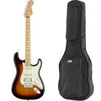 Fender : Player Series Strat HSS Bundle
