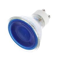 Omnilux : GU-10 230V LED SMD 7W blue
