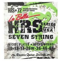 La Bella : HRS-72 El. Guitar RWNP