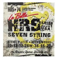 La Bella : HRS-74 El. Guitar RWNP