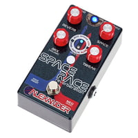 Alexander Pedals : Space Race Reverberation