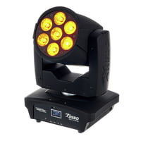 Varytec : Hero Wash 715 HEX LED