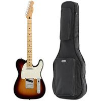Fender : Player Series Tele MN 3 Bundle