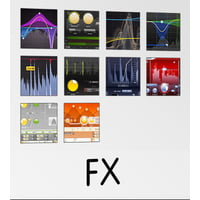 FabFilter : FX Bundle