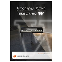 e-instruments : Session Keys Electric W