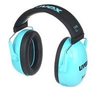 UVEX : K Junior Ear Protector blue