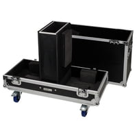 Flyht Pro : Speaker Tour Case Uni 2x 10\