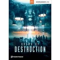 Toontrack : EZX Drums of Destruction