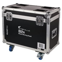 Flyht Pro : B2R Beam Tour Case 2in1