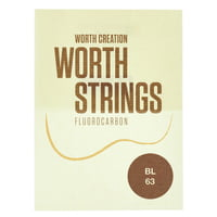 Worth Strings : BL-63 Light Tenor Set Ukulele
