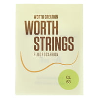 Worth Strings : CL-63 Light Tenor Set Ukulele