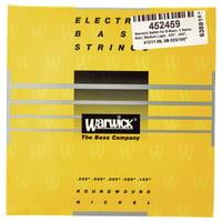 Warwick : Bass Set 5 String Med/Light
