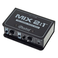 Radial Engineering : MIX2:1